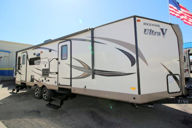 Buy a New Forest River Rockwood Ultra Lite in Fairfield, OH.
