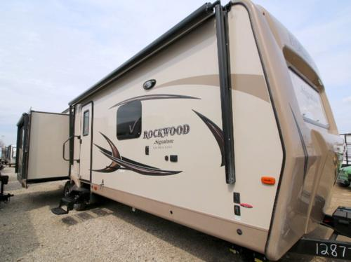 2017 Forest River Rockwood Signature Ultra Lite