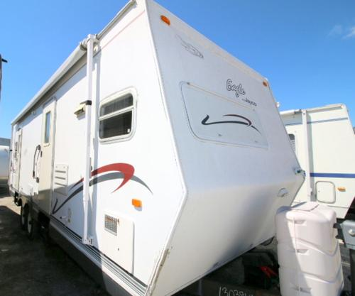 Used 2002 Jayco Eagle 272 Travel Trailer For Sale