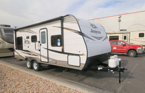 Bedroom : 2019-JAYCO-212QBW