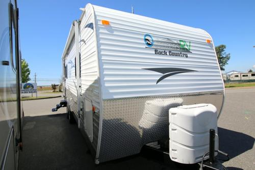 2013 OUTDOORS RV BACK COUNTRY