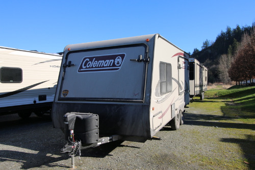 Coleman Coleman Light Lx 1701exp Rvs For Sale Camping
