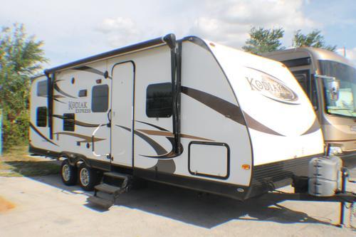 2012 Kodiak Express