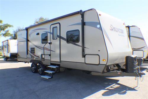 New 2016 Keystone Sprinter 26RB Travel Trailer For Sale