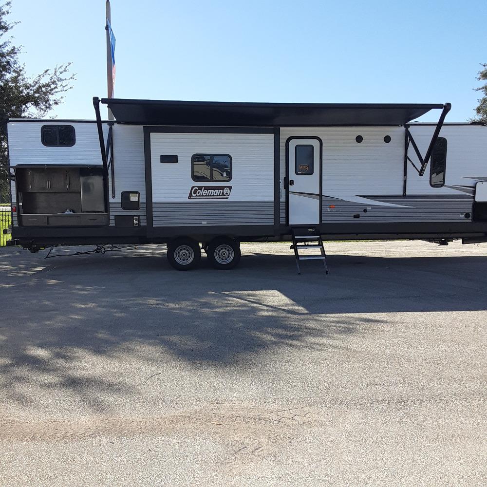 New Coleman Travel trailers for sale - TrailersMarket.com