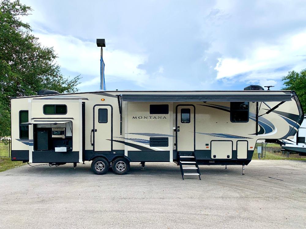 2019 Keystone RV 362rd