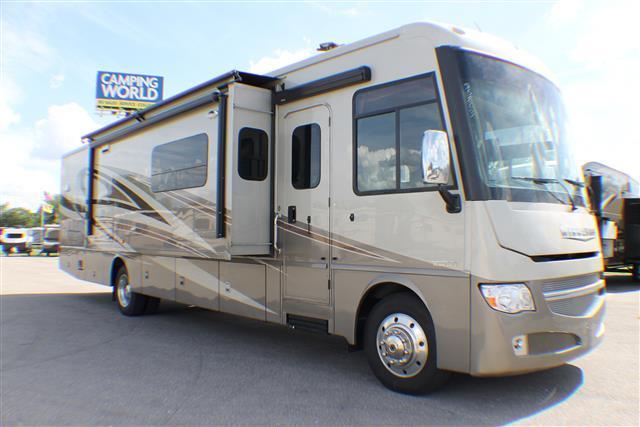 Buy a New Winnebago Adventurer in Fort Myers, FL.