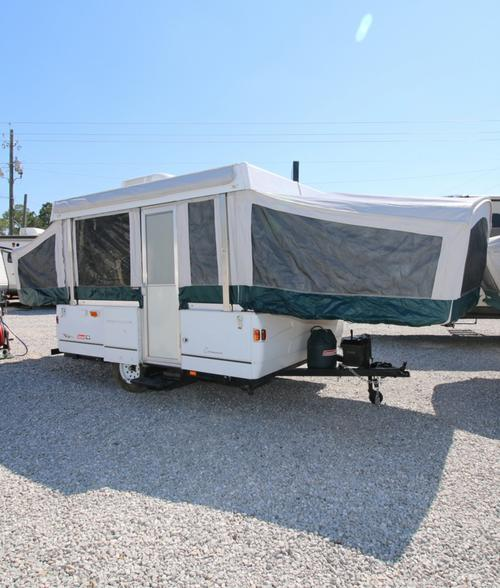 Used 2002 Coleman Coleman POPUP Pop Up For Sale