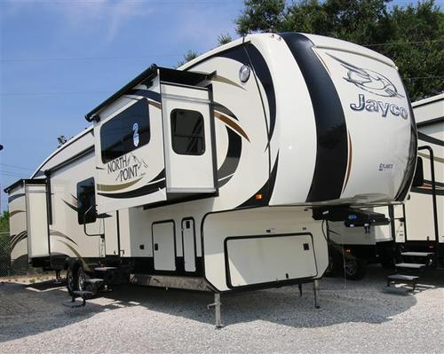 2016 Jayco NORTH POINT