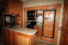 Kitchen : 2009-KEYSTONE-3605RL