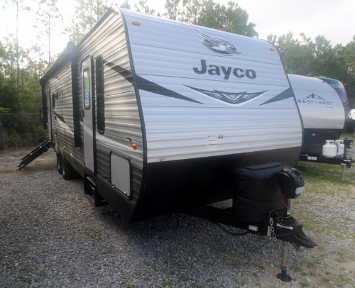 Bedroom : 2021-JAYCO-265RLS
