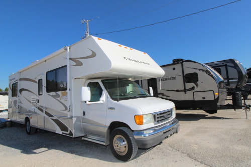 Exterior : 2007-FOUR WINDS-31V