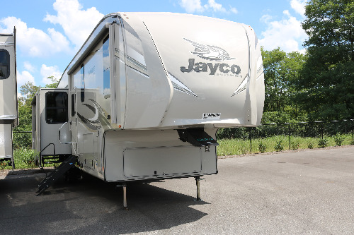 Bedroom : 2019-JAYCO-347BHOK