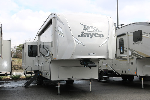 Bedroom : 2019-JAYCO-321RSTS