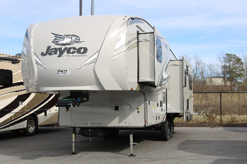 Bedroom : 2019-JAYCO-27.5RLTS
