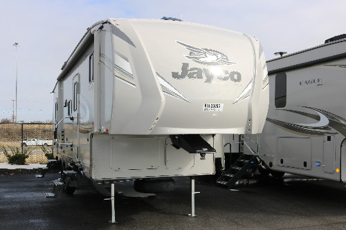 Bedroom : 2019-JAYCO-26BHX