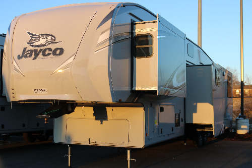 Bedroom : 2019-JAYCO-357MDOK
