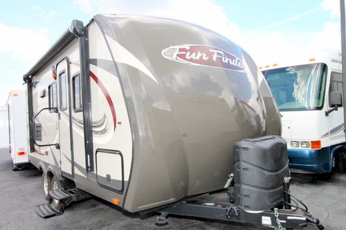 2014 Cruiser RVs Funfinder