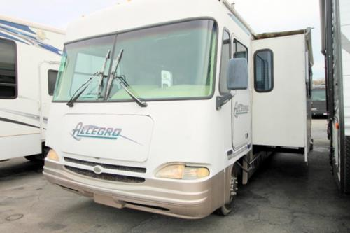 Used 1999 Tiffin Allegro 34 Class A - Gas For Sale