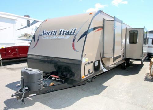 2013 Heartland North Trail