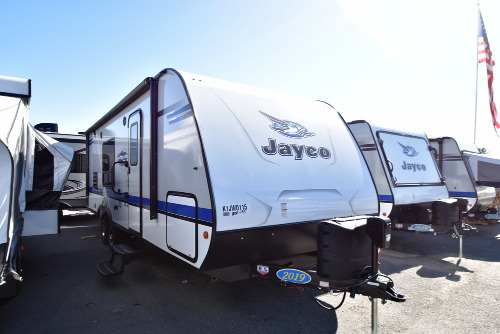 Exterior : 2019-JAYCO-23RB