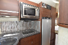 Kitchen : 2010-WINNEBAGO-25T