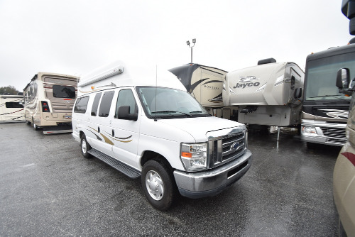 RV : 2010-MAJESTIC LEISURE CRAFT-TOURER II FORD