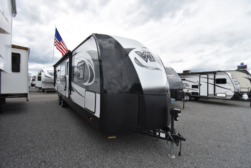 RV : 2018-FOREST RIVER-268RKS