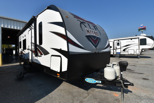 RV : 2017-FOREST RIVER-23KW