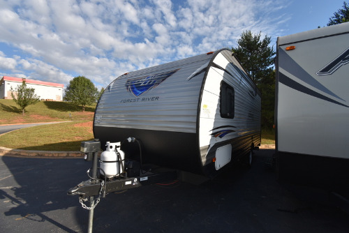 RV : 2018-FOREST RIVER-180RT