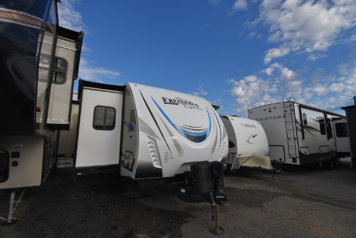 RV : 2019-COACHMEN-321FEDS