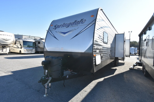 RV : 2018-KEYSTONE-332RB