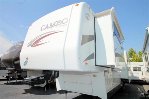 Used 2010 Carriage Cameo 37RE3 Fifth Wheel For Sale