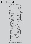 Floor Plan : 2011-LEISURE TRAVEL-FREE FLIGHT