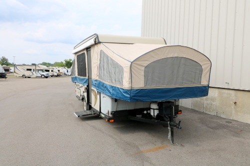 Floor Plan : 2014-COACHMEN-1285SST