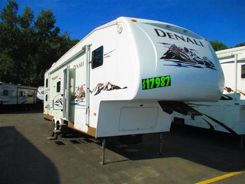 Used 2008 Dutchmen Denali 28BH Fifth Wheel For Sale