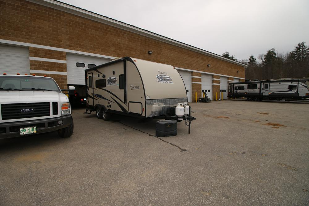 Used Visa Travel Trailers For Sale