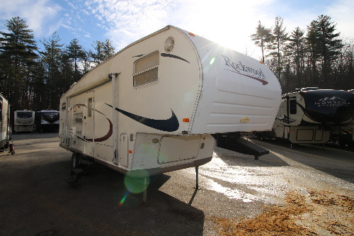 Exterior : 2005-FOREST RIVER-8281SS