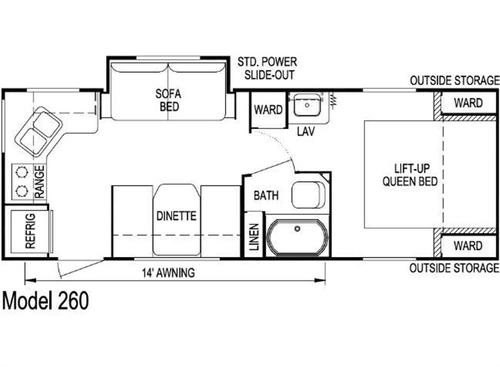 Aljo Trailers Floor Plans Best Free Home Design Idea