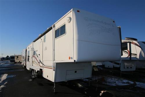Used 2006 Alfa Toy House 40-303 Fifth Wheel For Sale