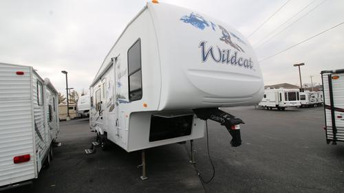 2008 Forest River Wildcat