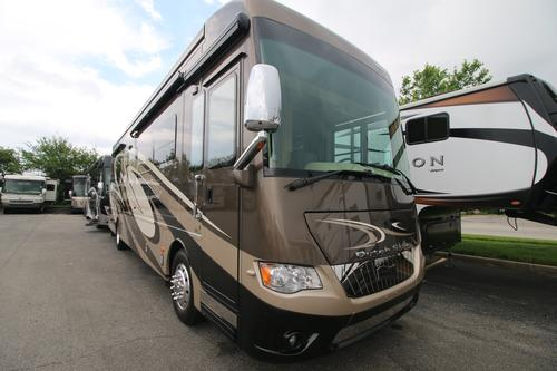 New Or Used Class A Diesel Motorhomes For Sale Camping