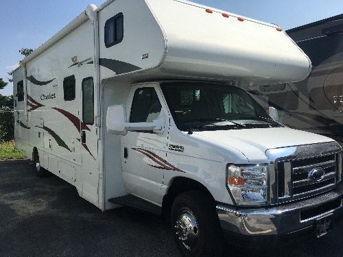 Cab : 2013-WINNEBAGO-31JR