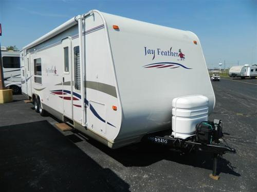 2007 Jayco Jay Feather