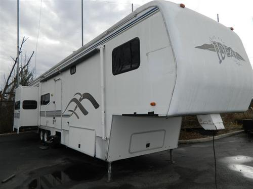 Used 1999 Alfa Ideal 38RLT Fifth Wheel For Sale
