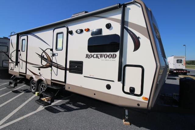 Buy a New Forest River Rockwood Ultra Lite in Hanover, PA.