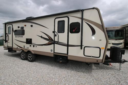 2017 Forest River Rockwood Ultra Lite