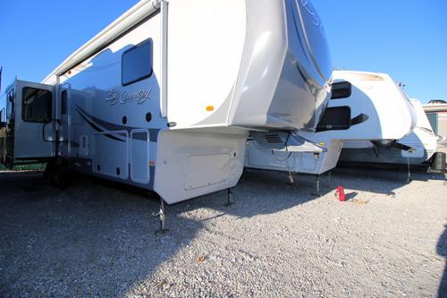 Used 2011 Heartland Big Country 3450 Fifth Wheel For Sale