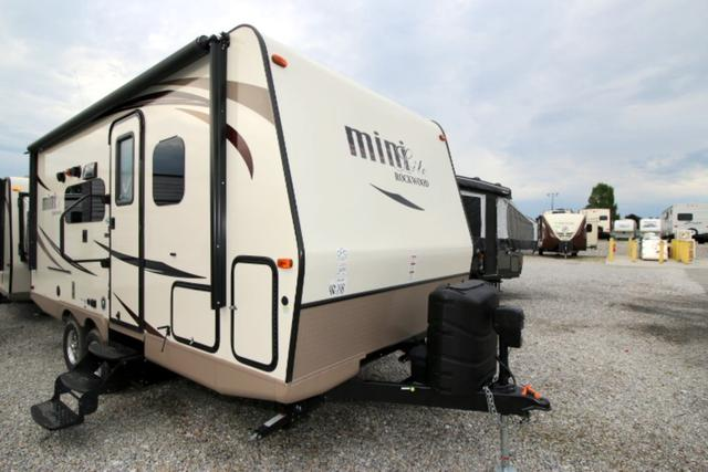 Buy a New Forest River Rockwood Mini Lite in Hanover, PA.