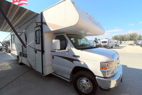 Exterior : 2013-COACHMEN-31DS